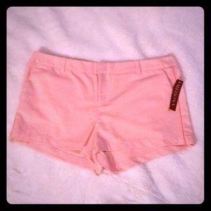 NWT Merona Pink Shorts